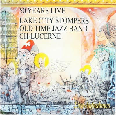 Lake City Stompers Old Time Jazz Band CH-Lucerne