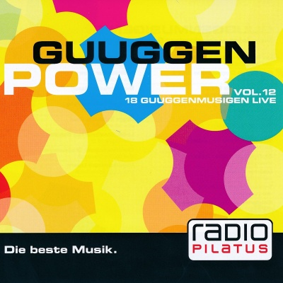 Guuggen Power Vol. 12